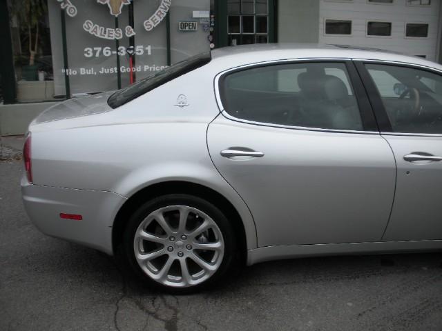 Used 2006 Maserati Quattroporte LOADED,RARE FACTORY REAR TV/DVD ENTERTAINMENT,WOOD STEERING WHEEL | Albany, NY