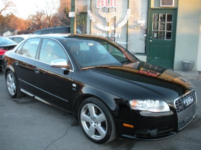 Used 2007 Audi S4-Albany, NY