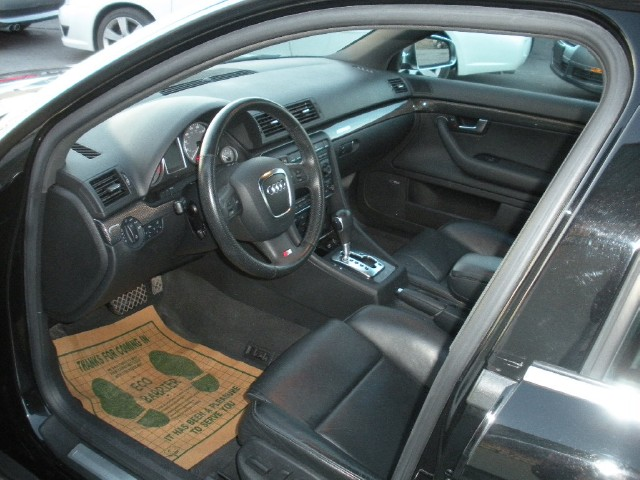 Used 2007 Audi S4 QUATTRO 4.2L V8 BLACK ON BLACK,LOADED,NAVIGATION SYSTEM,BLUETOOTH AND MORE | Albany, NY