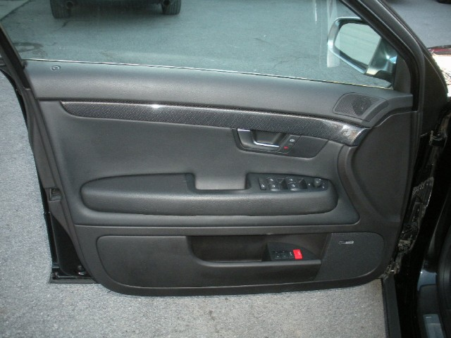 Used 2007 Audi S4 QUATTRO 4.2L V8 BLACK ON BLACK,LOADED,NAVIGATION SYSTEM,BLUETOOTH AND MORE   Albany, NY