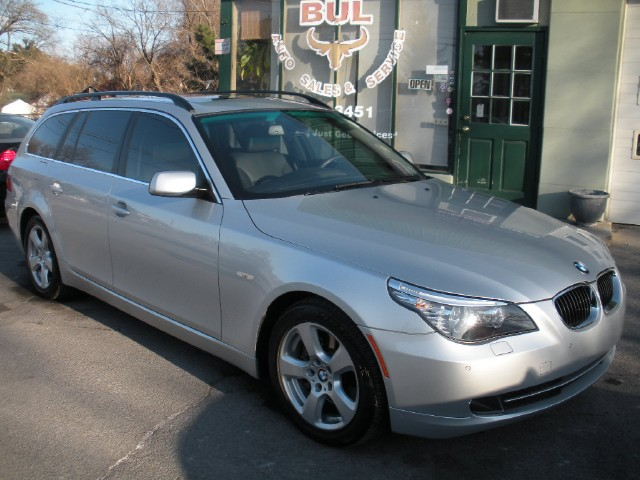 Used 2008 BMW 5 Series 535xi WAGON,AWD,ONE OWNER | Albany, NY