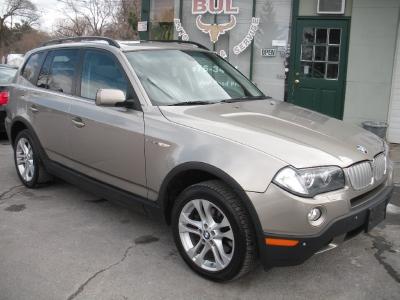 Used 2007 BMW X3-Albany, NY