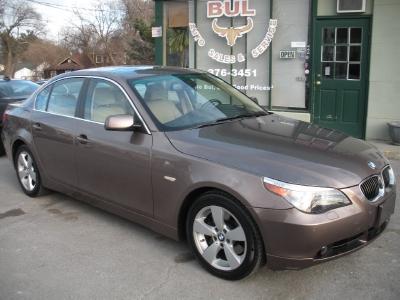 Used 2007 BMW 5 Series-Albany, NY