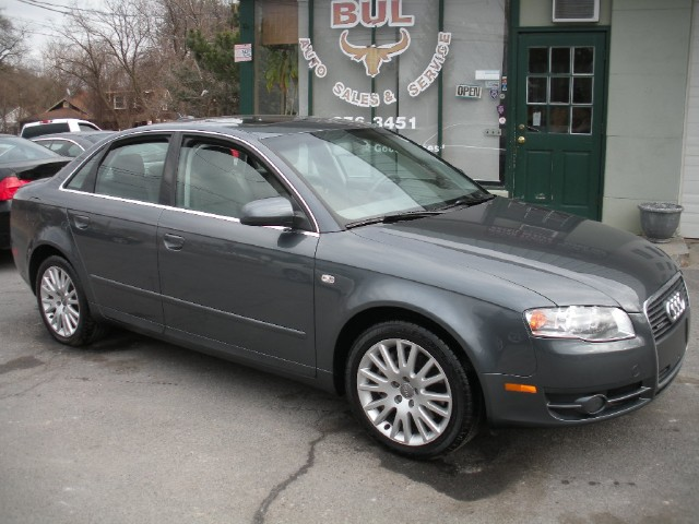 Used 2006 Audi A4 2.0T quattro AWD,AUTOMATIC,SUPERB CONDITION,LOW MILES,JUST TRADED-IN HERE | Albany, NY