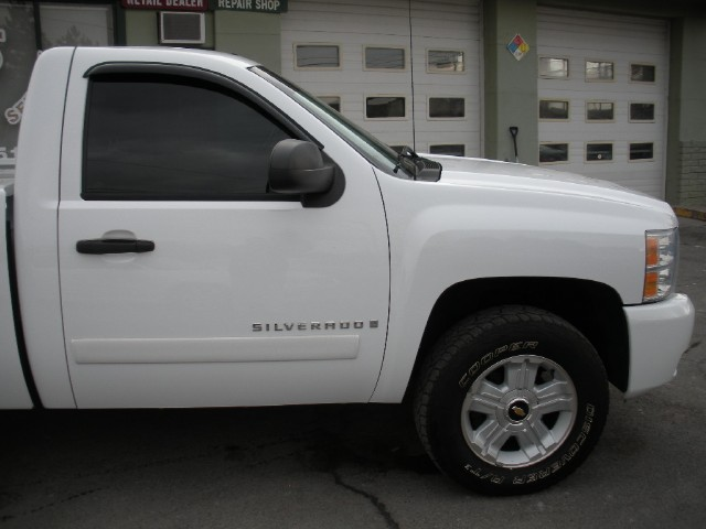 Used 2007 Chevrolet Silverado 1500 LT1 Z71,SHORT BED,REGULAR CAB,4WD 4x4 | Albany, NY