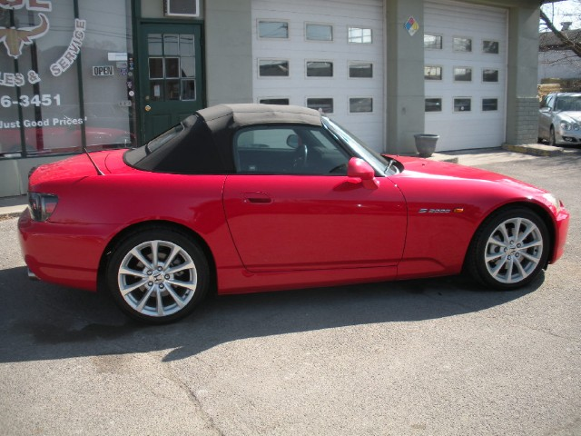 Used 2007 Honda S2000 ROADSTER,SUPER CLEAN,NO MODIFICATIONS,ALL STOCK | Albany, NY