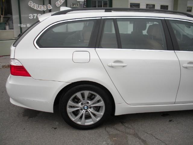 used 2010 bmw 5 series wagon