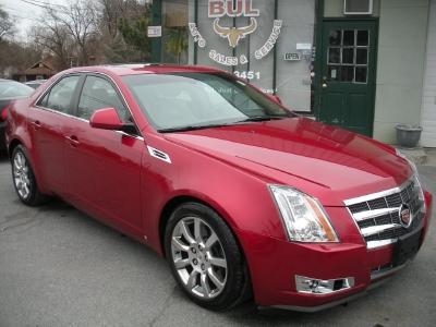 Used 2008 Cadillac CTS-Albany, NY