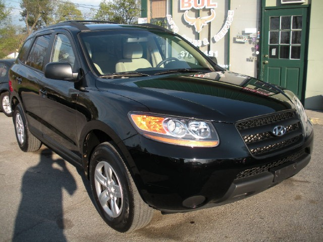 2009 hyundai santa fe gls awd 1 owner very clean local trade in stock 13104 for sale near. Black Bedroom Furniture Sets. Home Design Ideas