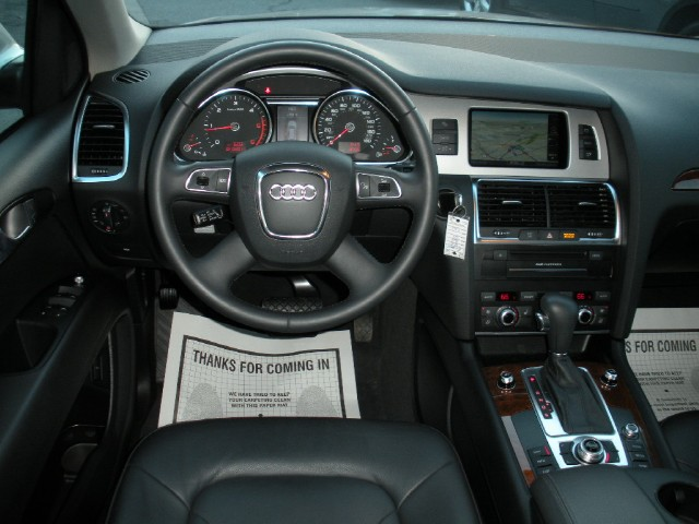 2010 audi q7 3 0 quattro tdi premium stock 11202 for sale near rh bulautosales com 2017 Audi Q7 Dash Audi A7 Dash