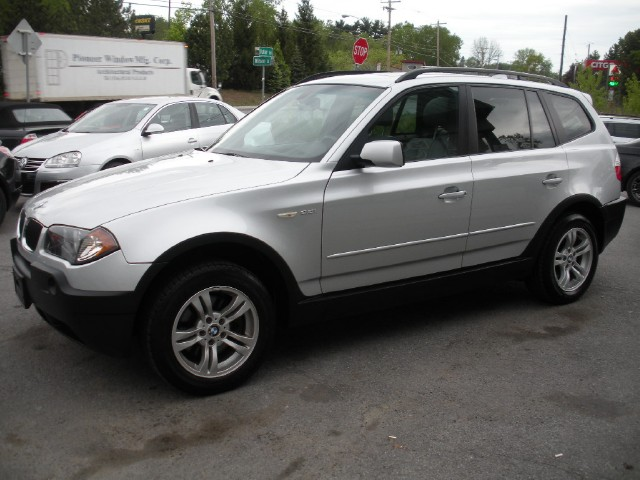 Used 2005 BMW X3 3.0i RARE 6 SPEED MANUAL TRANSMISSION,PREMIUM PACKAGE,HEATED SEATS | Albany, NY