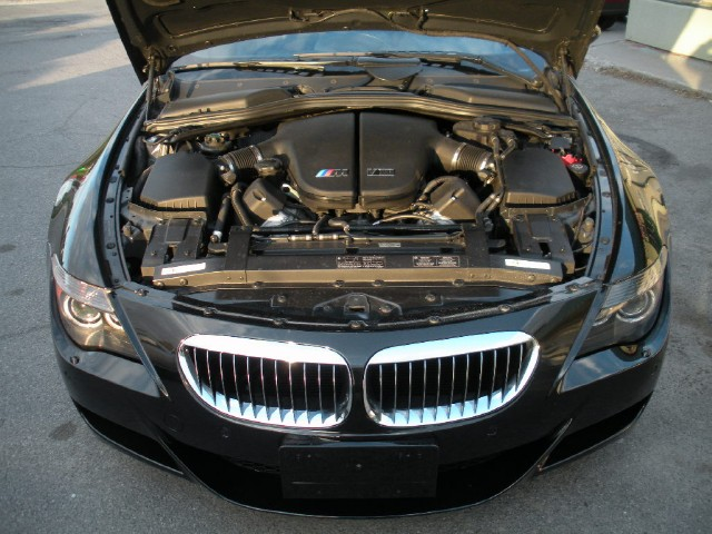 Used 2006 BMW M6 M6 COUPE,SUPER CLEAN,BLACK / BLACK,CARBON FIBER TRIM + ROOF,COMFORT ACCESS | Albany, NY