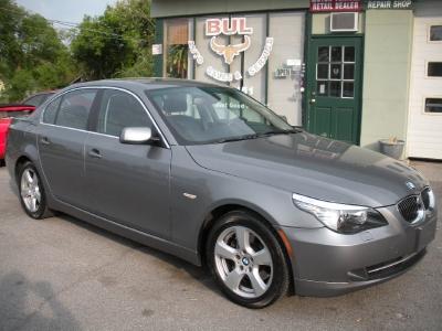 Used 2008 BMW 5 Series-Albany, NY