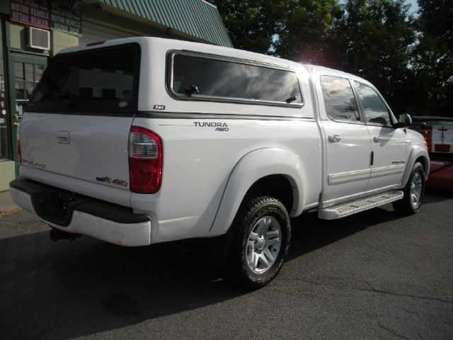 Used 2004 Toyota Tundra Limited 4x4 7ft BOSS PLOW,CREW CAB,LOADED,SUNROOF,LEATHER,HEATED SEATS,CAP | Albany, NY