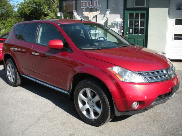 Used 2007 Nissan Murano SE AWD,ONE OWNER,LOCAL TRADE,SUPER NICE AND CLEAN | Albany, NY