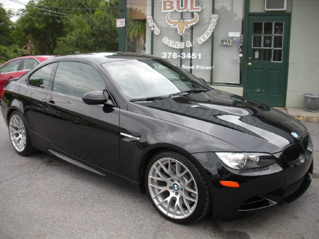 2013 bmw m3 coupe black