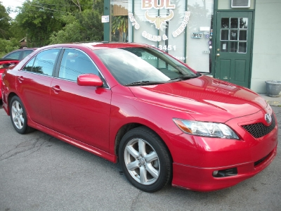 Used 2007 Toyota Camry-Albany, NY