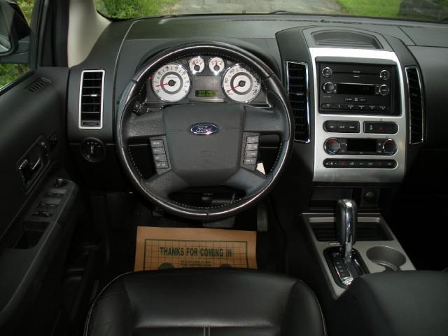 Used  Ford Edge Limited Awdleathersyncbluetoothheated Seats