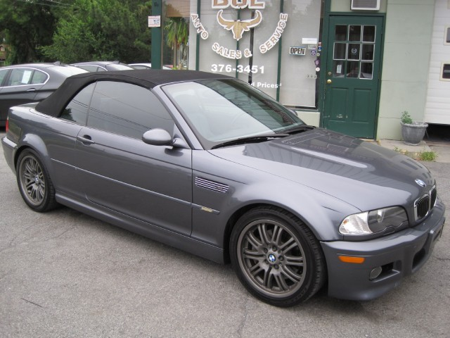 Used 2002 BMW M3 CONVERTIBLE,6 SPEED MANUAL | Albany, NY