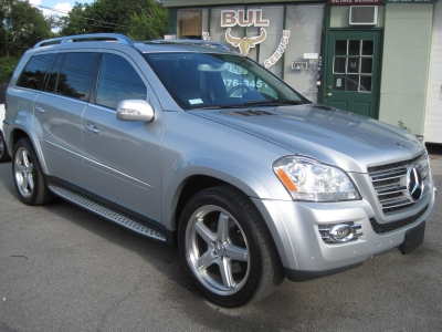 Used 2008 Mercedes-Benz GL-Class-Albany, NY
