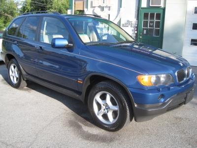Used 2001 BMW X5-Albany, NY