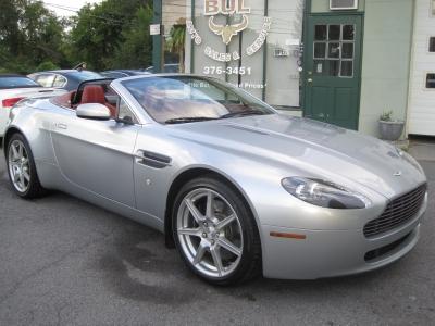 Used 2007 Aston Martin V8 Vantage-Albany, NY