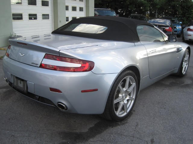 Used 2007 Aston Martin V8 Vantage Roadster CONVERTIBLE,6 SPEED MANUAL,SUPER CLEAN,3M CLEAR BRA,KEYS+BOOKS+ | Albany, NY