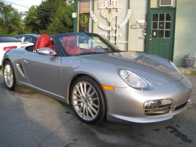 Used 2008 Porsche Boxster-Albany, NY