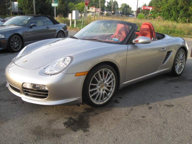 2008 Porsche Boxster Rs 60 Spyder Number 718 Out Of 1960 In World