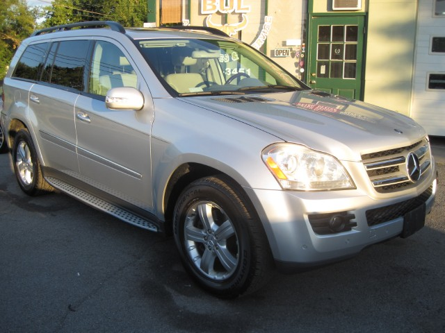 Used 2007 Mercedes-Benz GL-Class GL450 4MATIC AWD,SUPER CLEAN,JUST TRADED IN WITH US | Albany, NY
