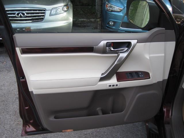 lexus gx 460 silver 2010