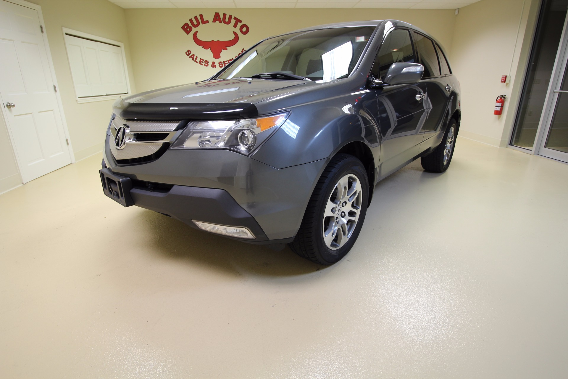 Used 2007 Acura MDX Base w/Tech AWD,TECHNOLOGY,BLUETOOTH,NAVIGATION,SUNROOF,LEATHER,3RD ROW | Albany, NY