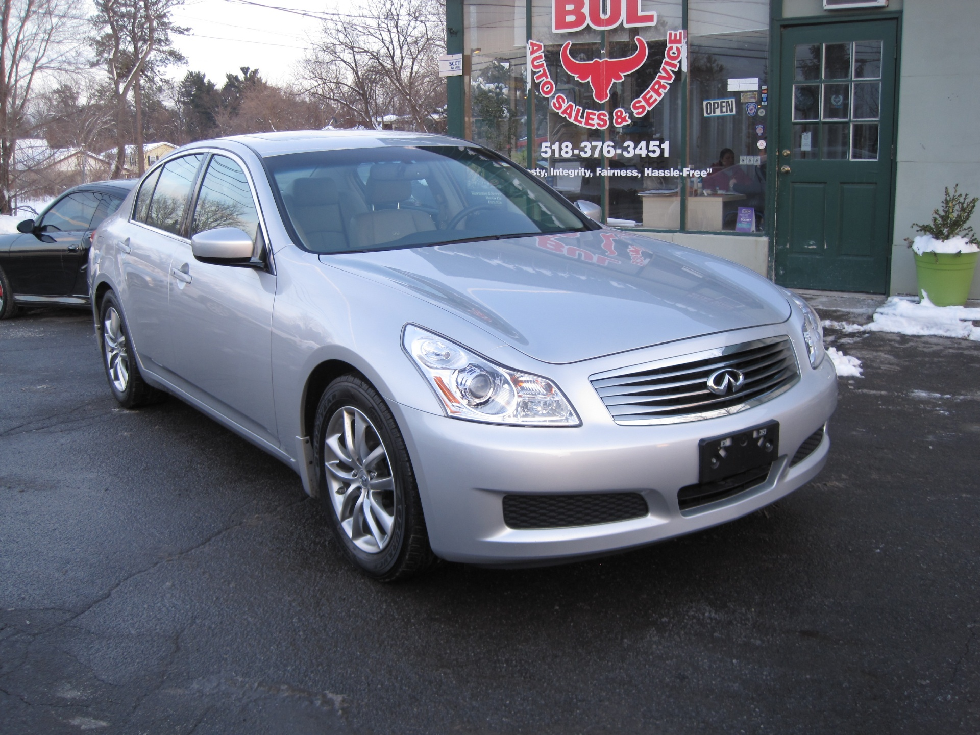 2009 Infiniti G37 Sedan Journey Stock 14214 For Sale Near Albany Remote Start Used Ny