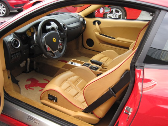 Used 2005 Ferrari F430 F1 COUPE,PAMPERED CAR,2 OWNER,ALL ORIGINAL NO PAINTWORK,LOADED   Albany, NY