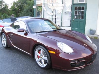 Used 2007 Porsche Cayman-Albany, NY