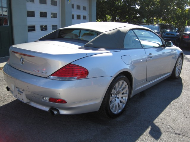 Used 2005 BMW 6 Series 645Ci 1 OWNER,JUST TRADED IN WITH US FOR A 12 650i | Albany, NY