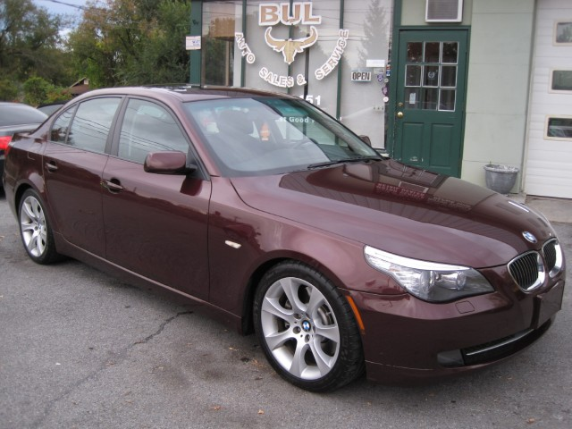 Used 2008 BMW 5 Series 535i RARE 6 SPEED MANUAL,SPORT+PREMIUM+COLD WEATHER PKGS,18in WHEELS | Albany, NY