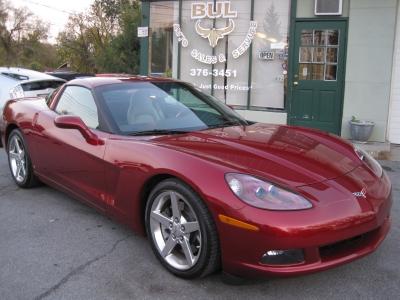 Used 2006 Chevrolet Corvette-Albany, NY