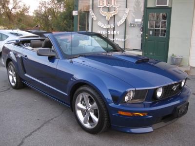 Used 2008 Ford Mustang-Albany, NY