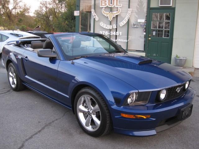 2008 Ford Mustang Gt Convertible Premium California 6 Sd