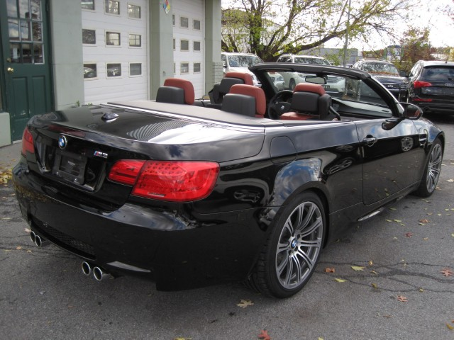 2012 Bmw M3 Convertible Dual Clutch Loaded Msrp Was 80 045 Stock