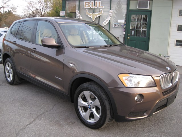 2011 bmw x3 xdrive28i awd premium pkg heated seats and. Black Bedroom Furniture Sets. Home Design Ideas