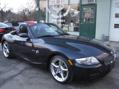 Used 2007 BMW Z4-Albany, NY