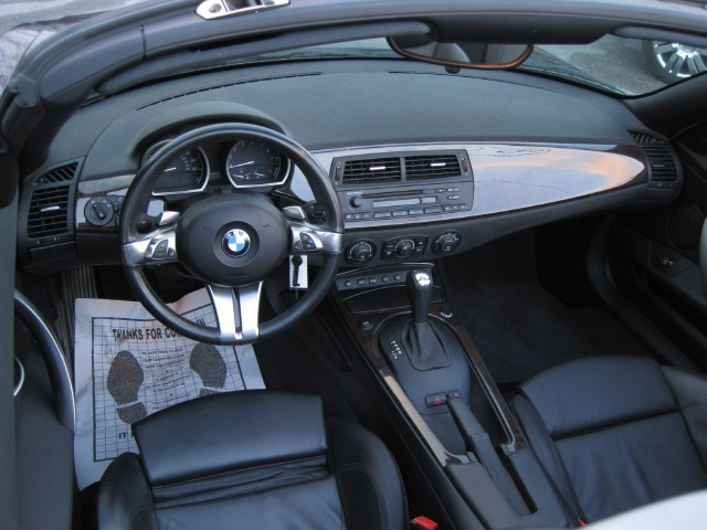 Used 2007 BMW Z4 3.0si ROADSTER LOADED,SPORT+PREMIUM+COLD WEATHER PKGS,LOW MILES | Albany, NY