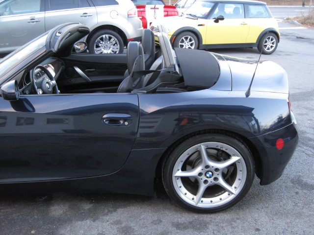 2007 Bmw Z4 3 0si Roadster Loaded Sport Premium Cold