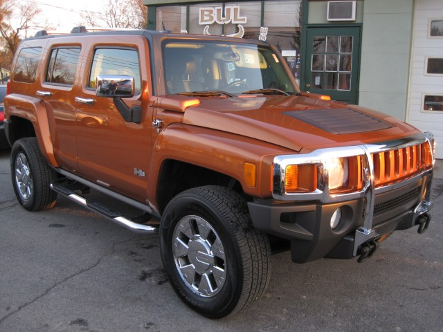2007 Hummer H3 H3x Loaded 4x4 Navigation Leather Power