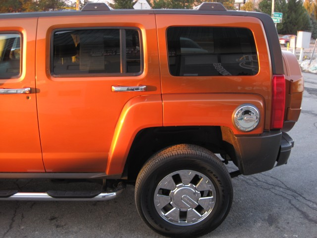 Used 2007 HUMMER H3 H3X LOADED 4x4 NAVIGATION,LEATHER,POWER HEATED SEATS,SUNROOF | Albany, NY