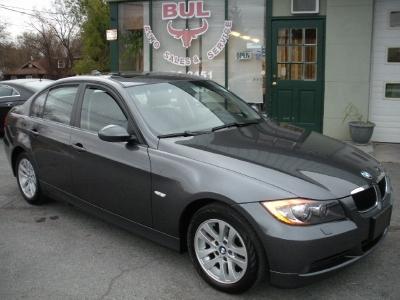 Used 2007 BMW 3 Series-Albany, NY