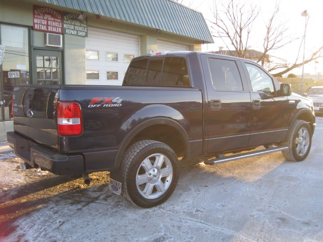 Used 2006 Ford F-150 FX4 4WD 4x4 LOADED,SUPER NICE AND CLEAN,LOW MILES,LEATHER,SUNROOF,CREW CAB | Albany, NY