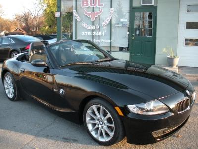 Used 2008 BMW Z4-Albany, NY